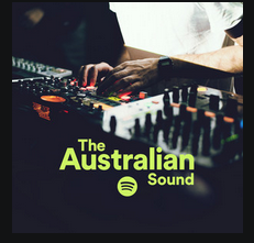 Spotify Features: The Australian Sound