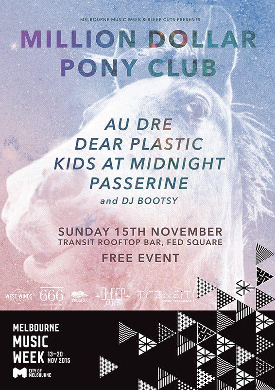 Million Dollar Pony Club