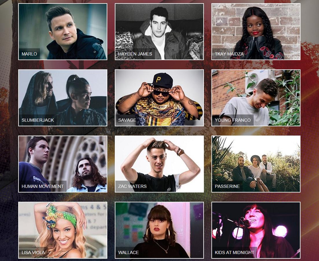 Roar Music Festival 2016!